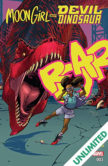 Moon Girl and Devil Dinosaur (2015-) #3