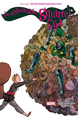 The Unbeatable Squirrel Girl (2015-) #4
