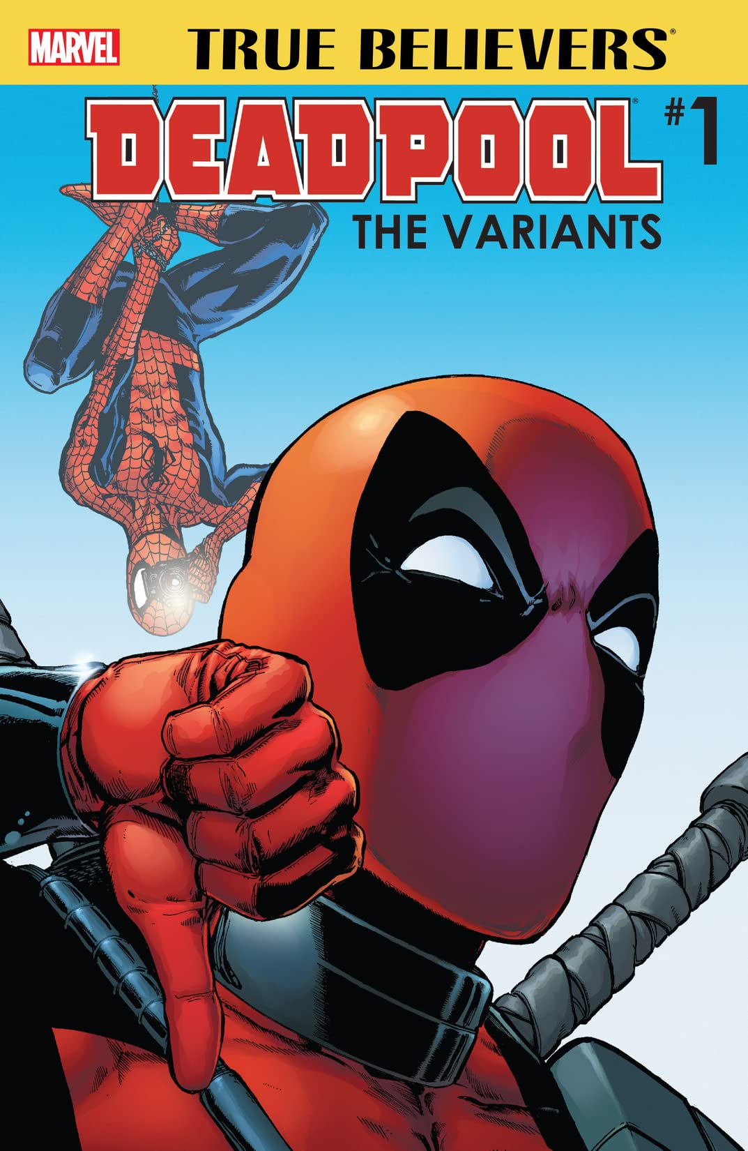 True Believers: Deadpool Variants #1