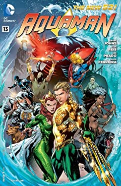 Aquaman (2011-2016) No.13