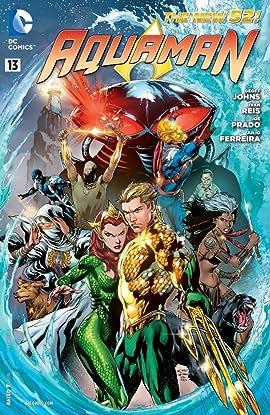 Aquaman (2011-2016) No.13