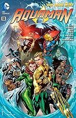 Aquaman (2011-) #13