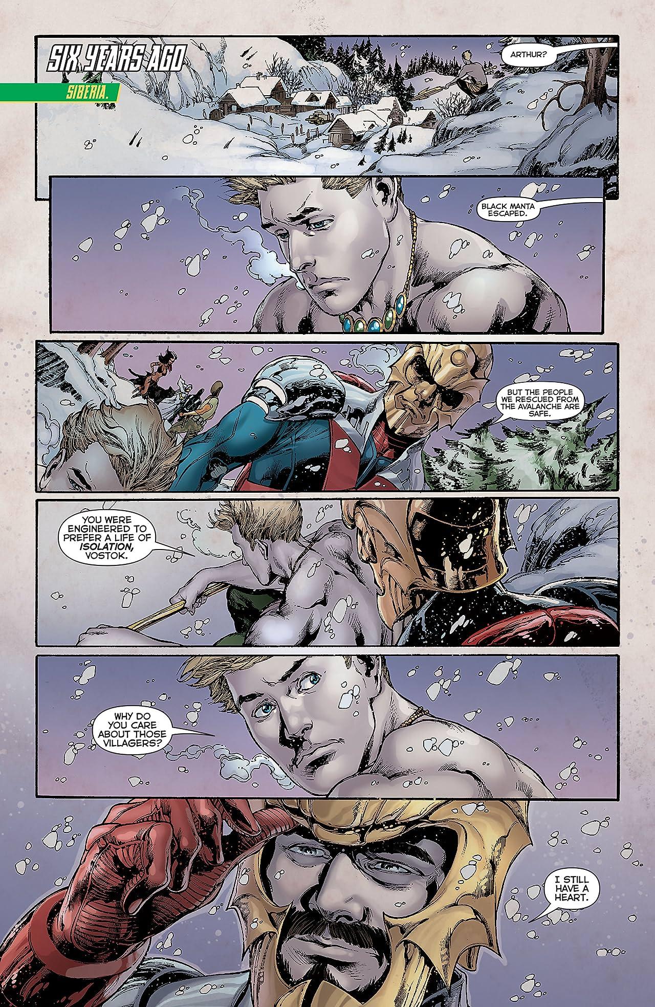 Aquaman (2011-2016) #13