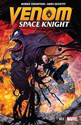 Venom: Space Knight (2015-2016) #3