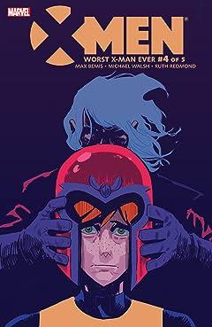X-Men: Worst X-Man Ever (2016) #4