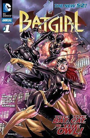 Batgirl (2011-2016): Annual #1