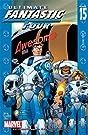 Ultimate Fantastic Four #15