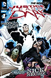 Justice League Dark (2011-2015): Annual #1