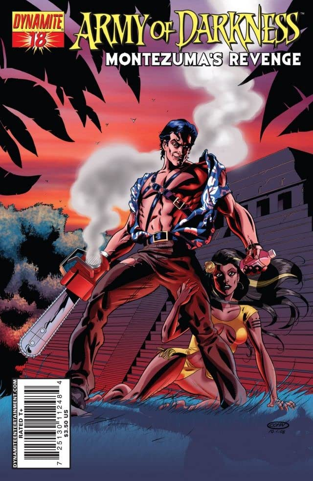 Army of Darkness Vol. 2 #18