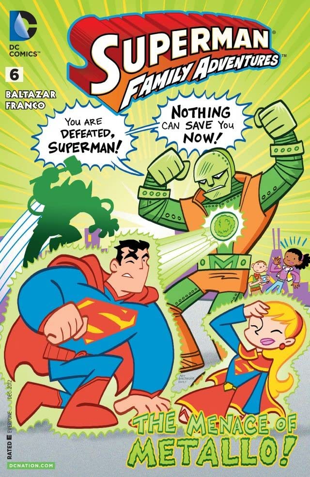 Superman Family Adventures #6