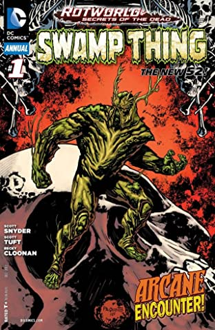 Swamp Thing (2011-2015): Annual No.1