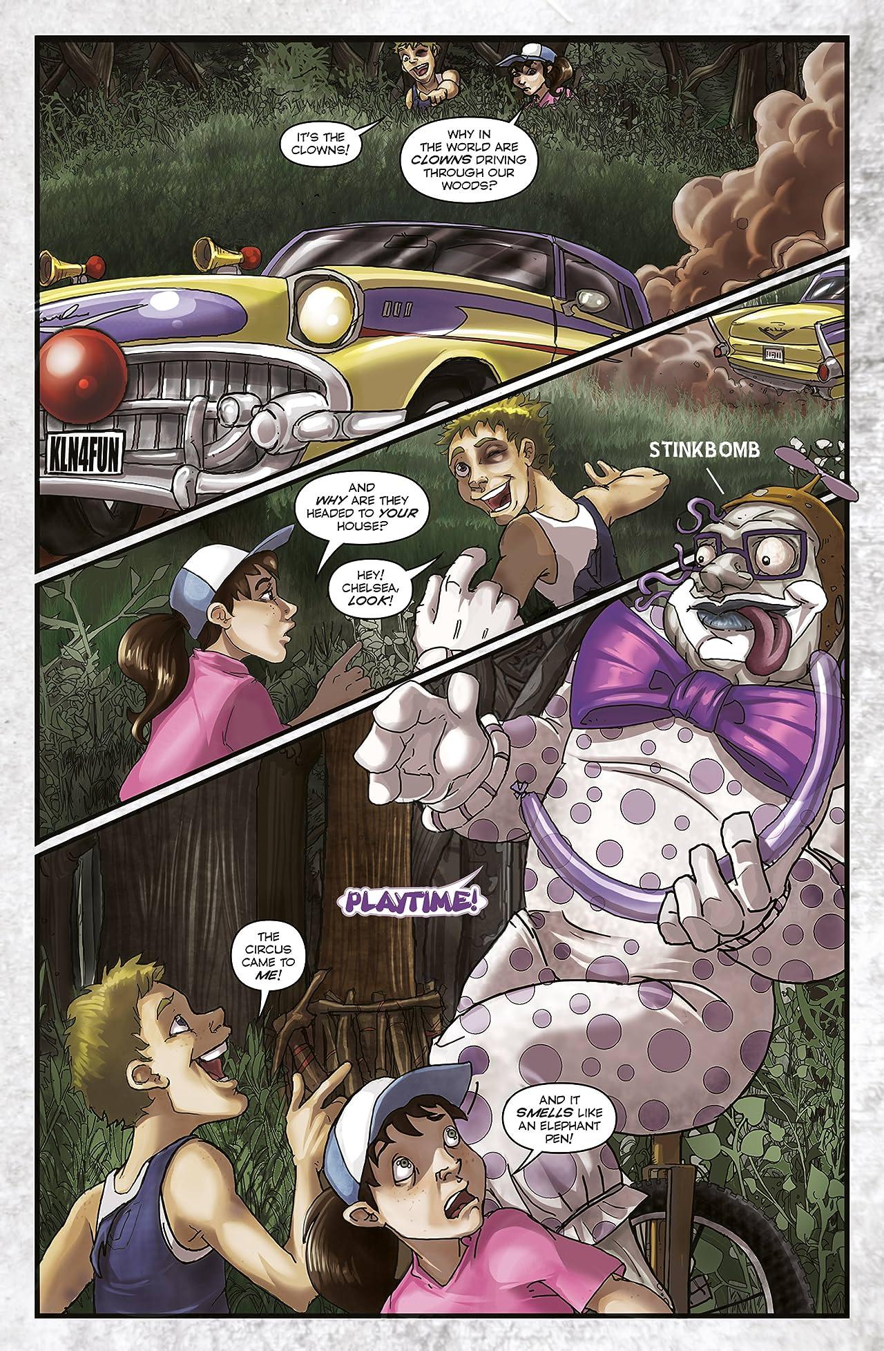 Vicious Circus #1