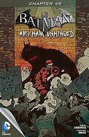 Batman: Arkham Unhinged #49