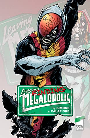 Leaving Megalopolis: Finding Megalopolis No.1