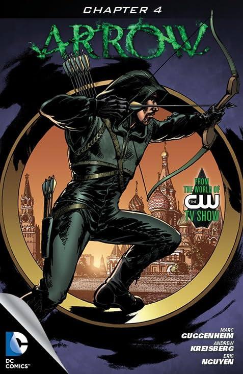 Arrow (2012-2013) #4