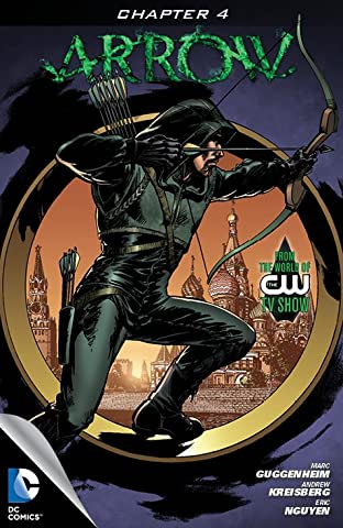 Arrow (2012-2013) No.4