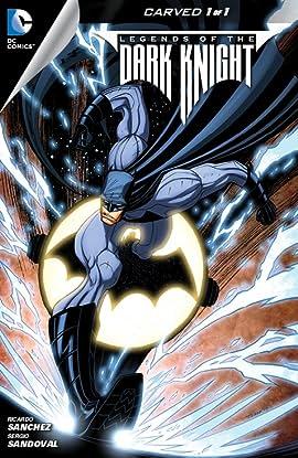 Legends of the Dark Knight (2012-2015) #22