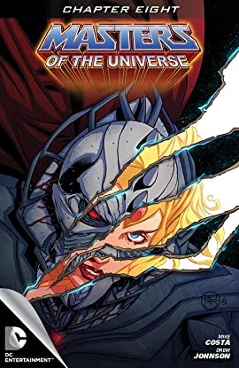 Masters of the Universe #8