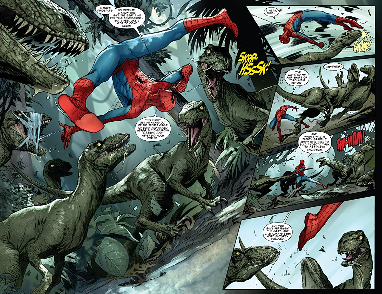 Avenging Spider-Man (2011-2013) #14