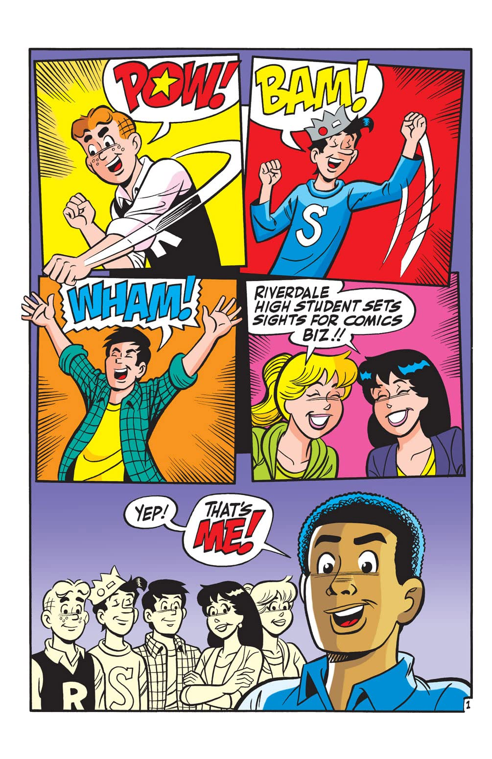 Archie & Friends #143