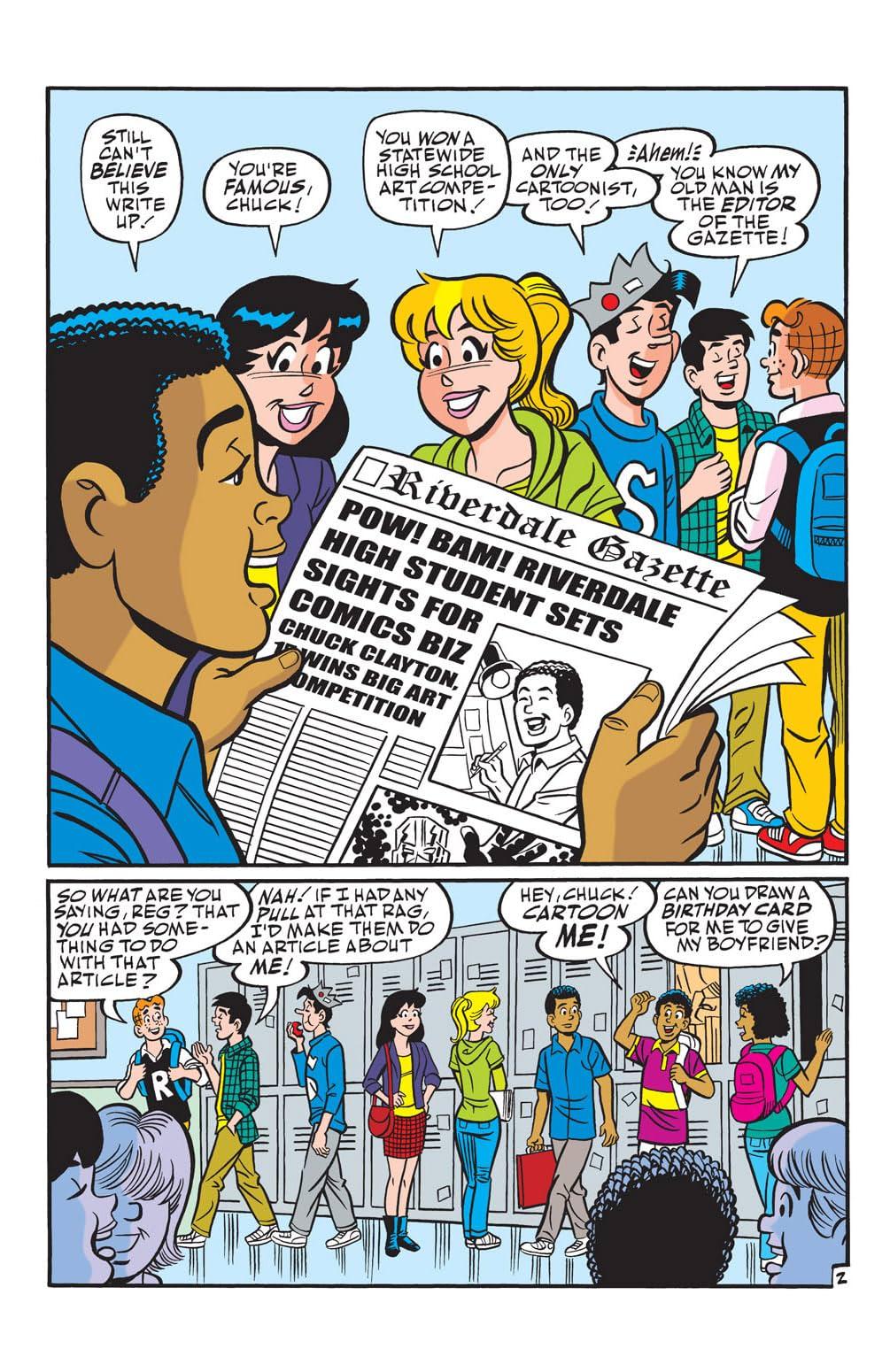 Archie & Friends #143