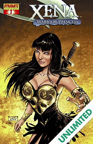 Xena: Warrior Princess #1