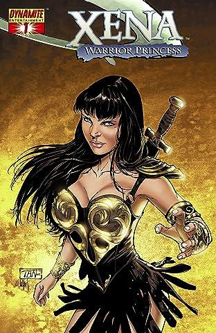 Xena: Warrior Princess No.1