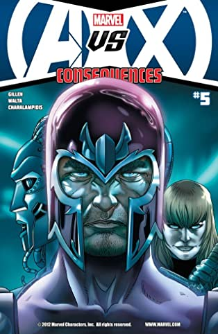 AVX: Consequences #5 (of 5)