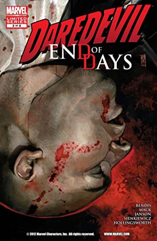 Daredevil: End of Days No.2 (sur 8)