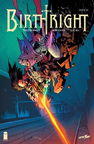 Birthright No.13