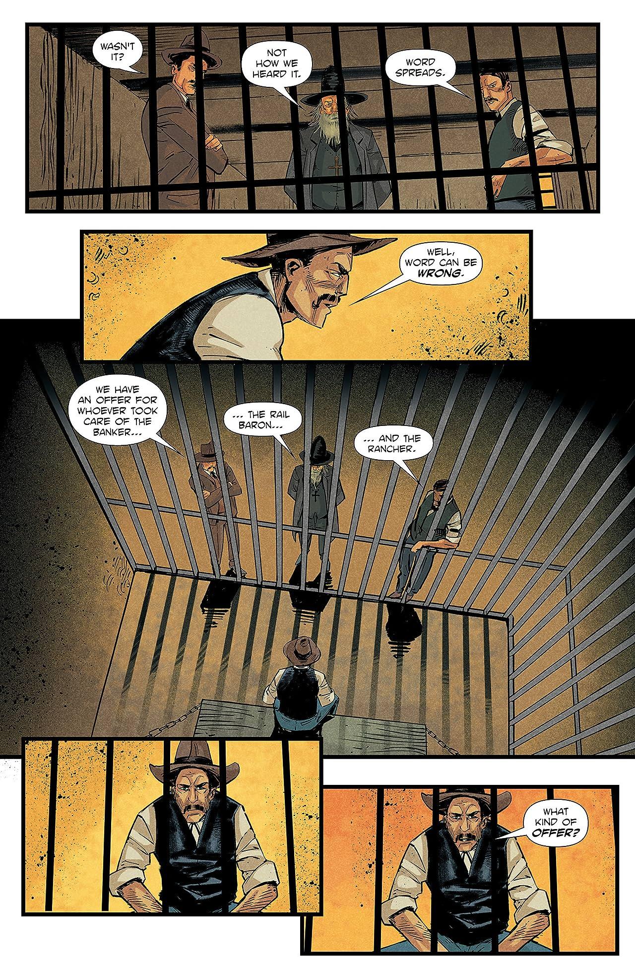 Black Jack Ketchum #2 (of 4)