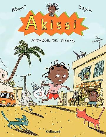 Akissi Vol. 1: Attaque de chats