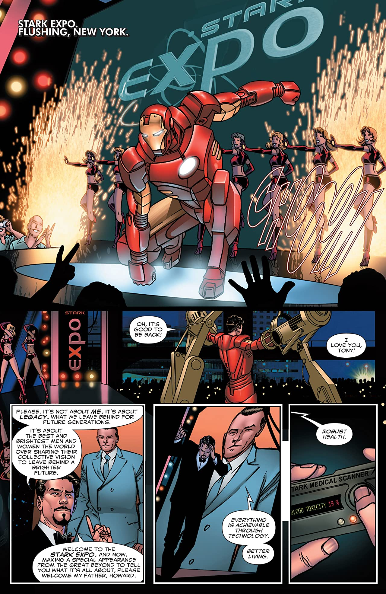 Marvel's Iron Man 2 Adaptation #1 (of 2)