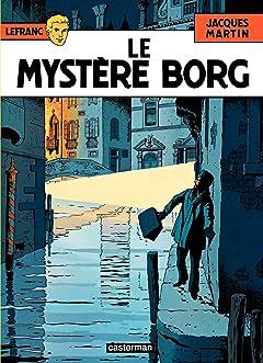 Lefranc Vol. 3: Le Mystère Borg