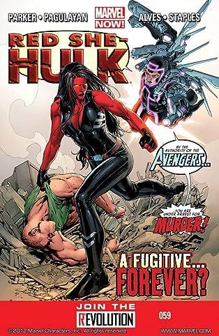 Red She-Hulk (2012-2013) #59