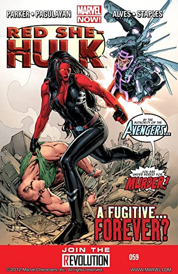 Red She-Hulk (2012-2013) #59