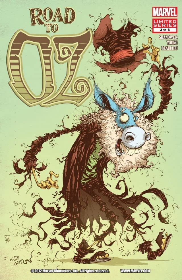 Road To Oz #3 (of 6)