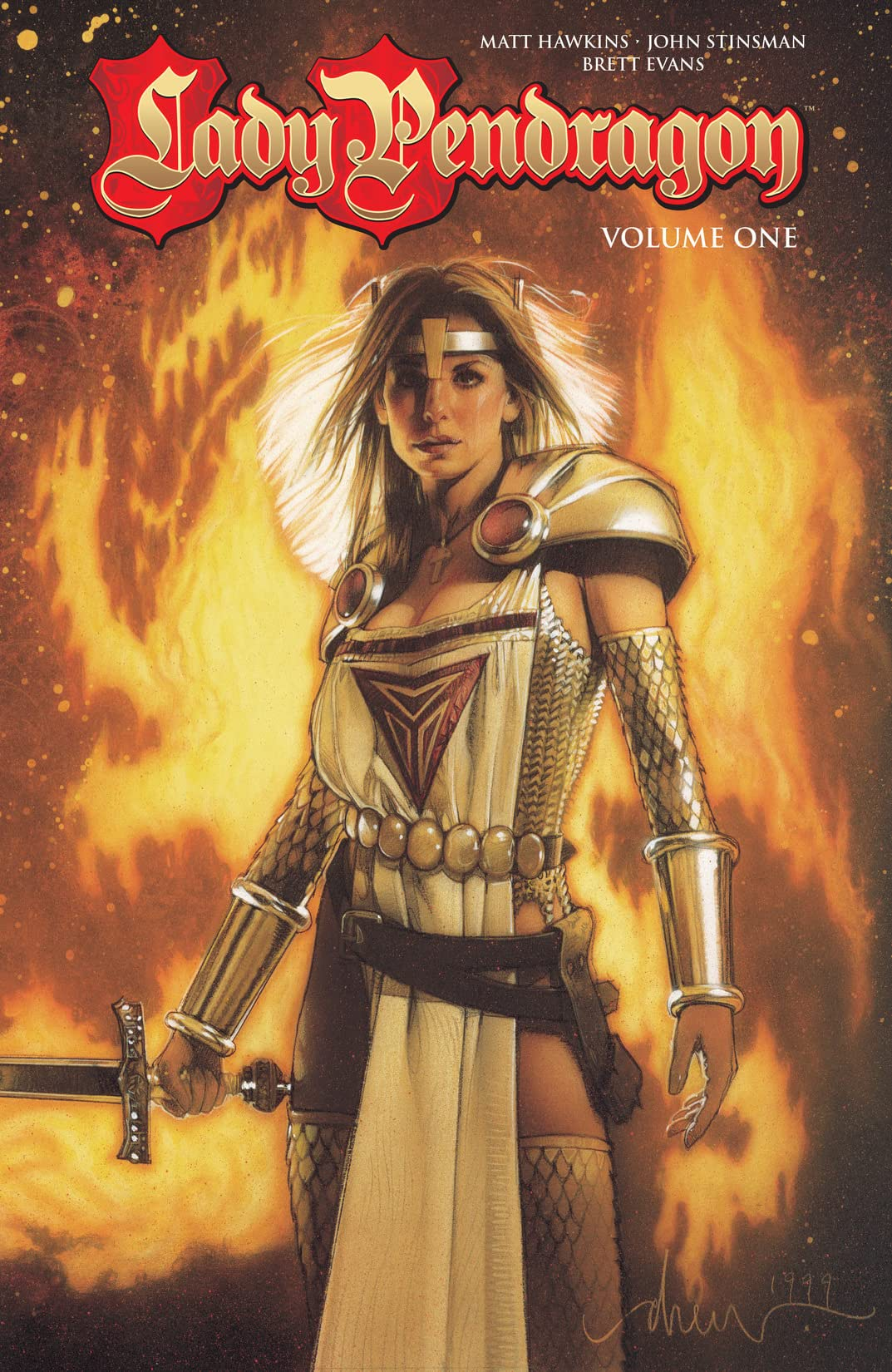 Lady Pendragon Vol. 1