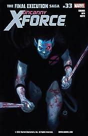Uncanny X-Force (2010-2012) #33