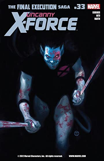 Uncanny X-Force (2010-2012) #33