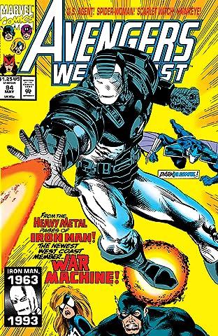 Avengers West Coast (1985-1994) #94