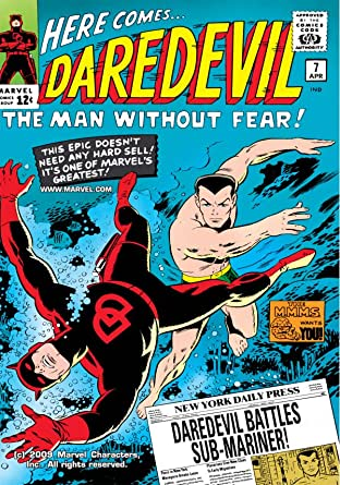 Daredevil (1964-1998) No.7