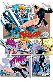 Avengers West Coast (1985-1994) #95
