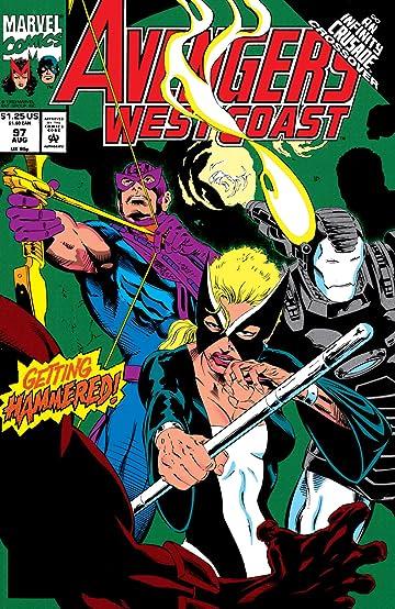 Avengers West Coast (1985-1994) #97
