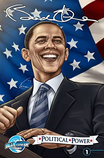 Political power barack obama comics by comixology political power barack obama sciox Image collections