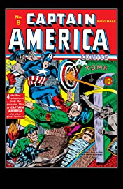 Captain America Comics (1941-1950) #8