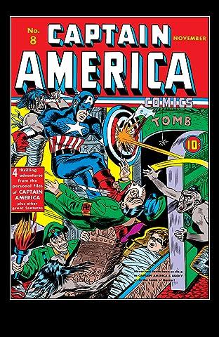 Captain America Comics (1941-1950) #8