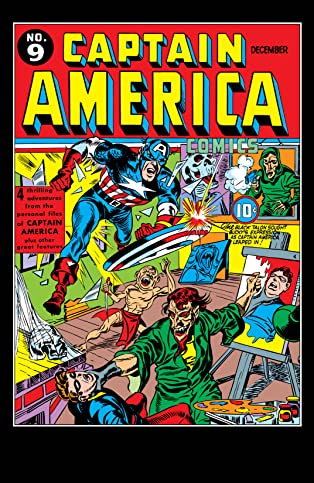 Captain America Comics (1941-1950) #9