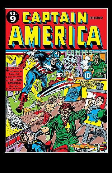 Captain America Comics (1941-1950) #9