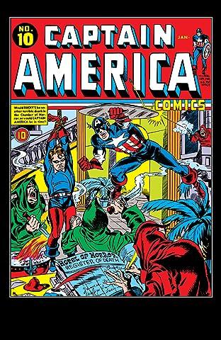 Captain America Comics (1941-1950) #10